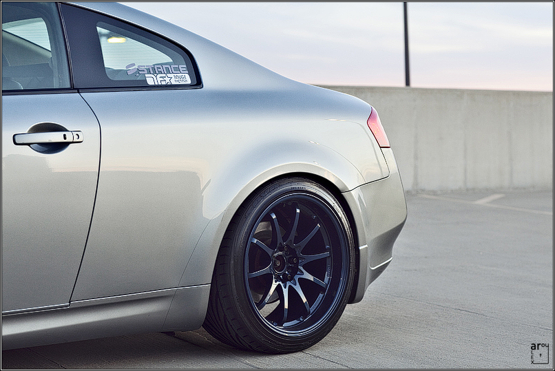Toyo Tires White Letters >> G35 x Stance x Volk Racing x Toyo Tires - G35Driver ...